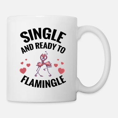 Congratulations flamingo - Mug