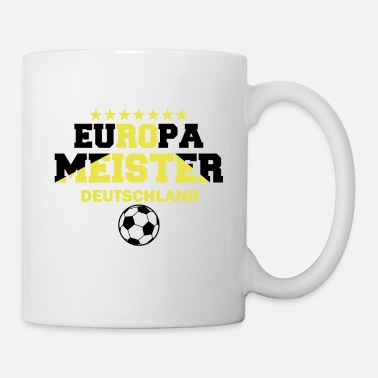 European Champion EUROPEAN CHAMPION GERMANY - Mug