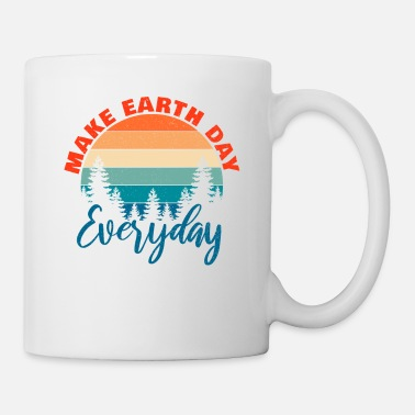 Clean Earth Make Earth Day Everyday World Environment Day - Mug