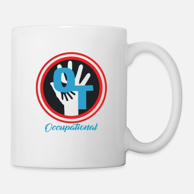 Occupation Occupational occupational therapy Simple design - Mug