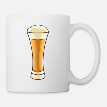 Wheat Beer Wheat Beer Glass - Mug