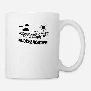 North Sea Child of the North Sea - Mug