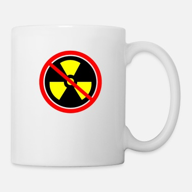 Nuclear Power Anti nuclear power plants nuclear war - Mug