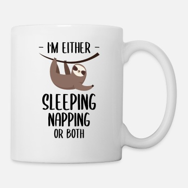 World Funny sloth saying about sloths as a gift idea! - Mug