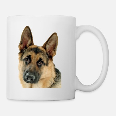 German German shepherd - Coffee/Tea Mug