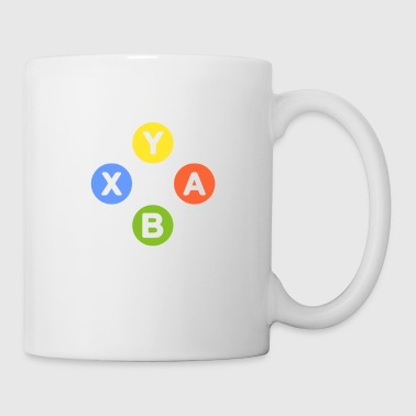 Controller Symbol - Total Basics - Coffee/Tea Mug