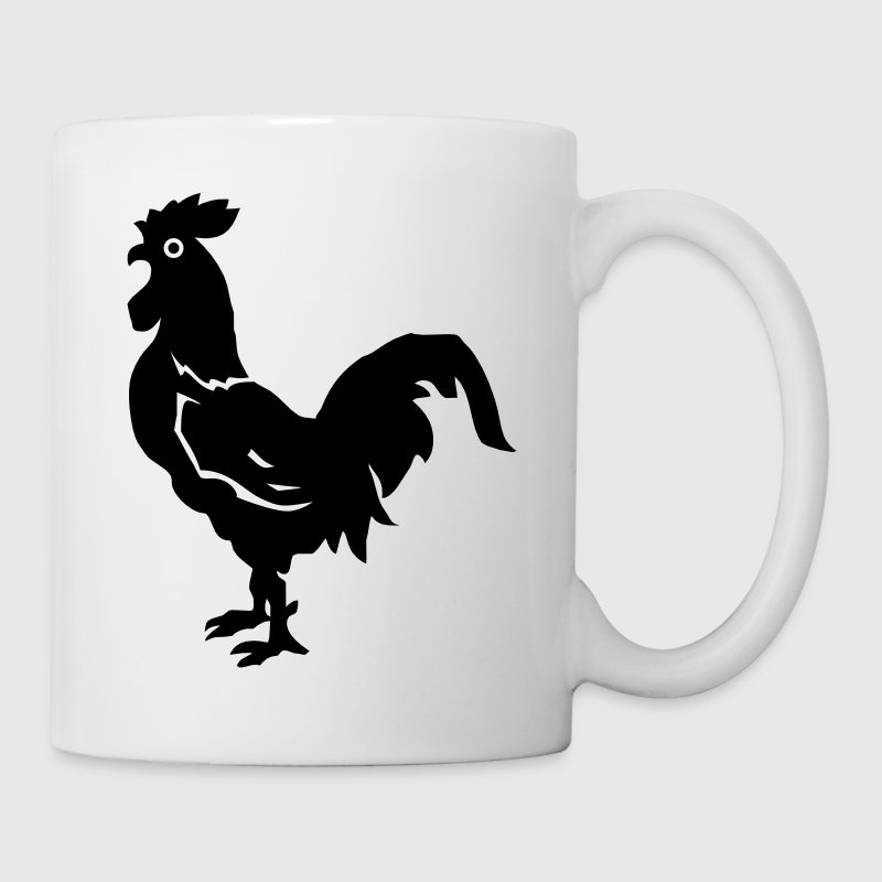 Big Black Cock - VECTOR - Coffee/Tea Mug