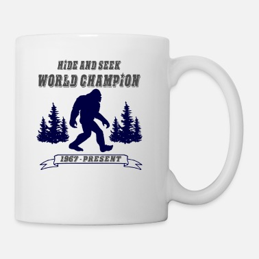 World Champion Hide & Seek World Champion - Mug