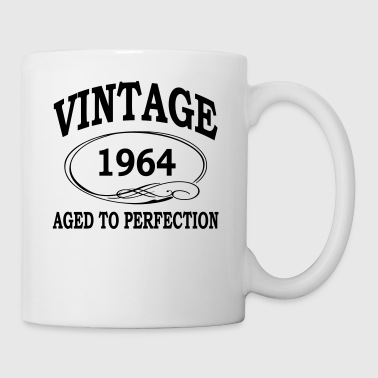 vintage 1964 aged to perfection - Coffee/Tea Mug