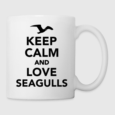 Seagull - Coffee/Tea Mug