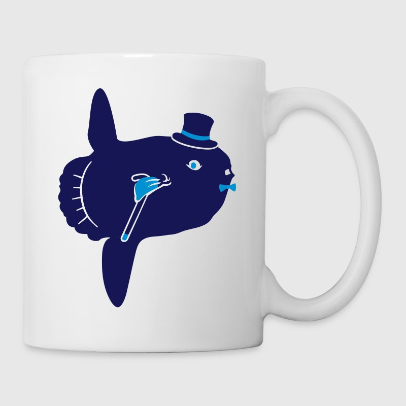 sir mola mola - Coffee/Tea Mug