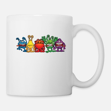 Friend Alien Friends - Coffee/Tea Mug