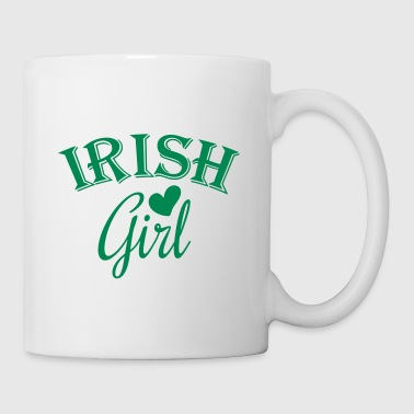 Irish Girls irish girl / irish girl heart - Coffee/Tea Mug