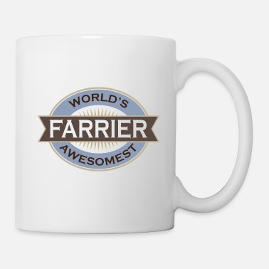 Horse Farrier Blacksmith Gift - Coffee/Tea Mug