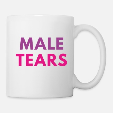 Tear Male Tears - Mug