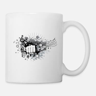 Punch Punch Rock - Mug