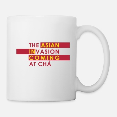 Asian Asian Invasion Asian in Coming - Coffee/Tea Mug