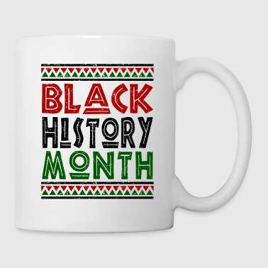 Vintage Black History Month - Coffee/Tea Mug