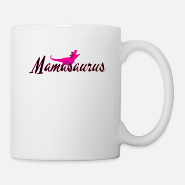 Chaos Mother's World's Best Mother's Day Mamasaurus Gift - Mug