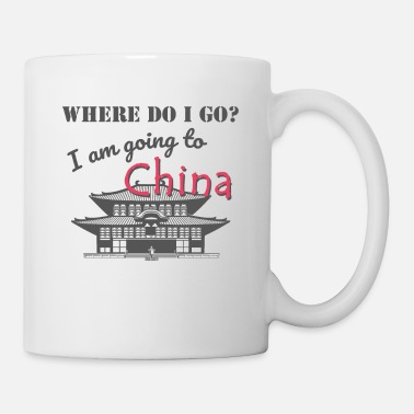 Tear Leave for China - Mug