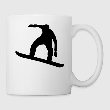 snowboarder - Coffee/Tea Mug