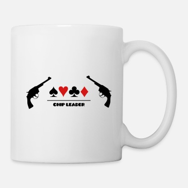 Chip Leader Poker : Chip leader ! - Mug