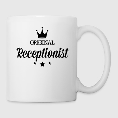 Original receptionist - Coffee/Tea Mug