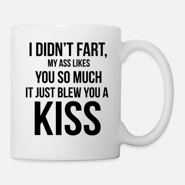 Quotes Fart - Coffee/Tea Mug
