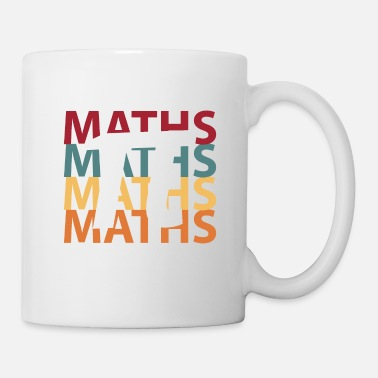 Math maths - Coffee/Tea Mug