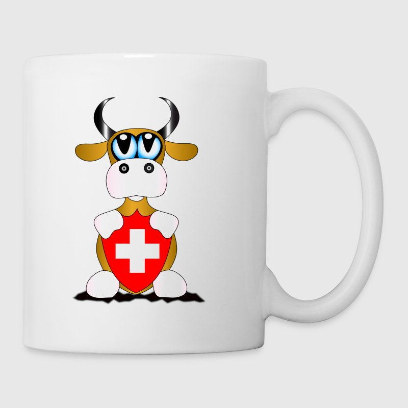 Cow Switzerland - Coffee/Tea Mug