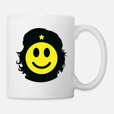 Revolutionary Revolutionary smiley - Coffee/Tea Mug