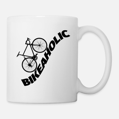 Bike Bike aholic - Coffee/Tea Mug