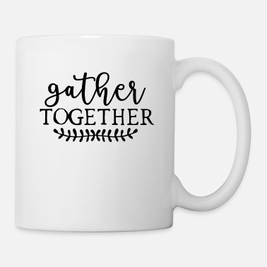 Family Values Family Values Together Love Happy Logo - Mug