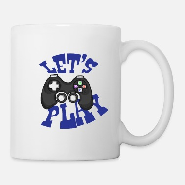 Controller Game Play Gift Idea - Coffee/Tea Mug