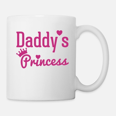 Princess Daddy's Princess - Coffee/Tea Mug