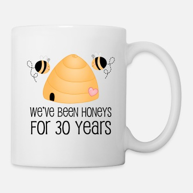 30th Anniversary Honey Bees - Coffee/Tea Mug