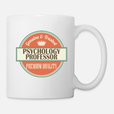 Professor Psychology Professor Gift - Coffee/Tea Mug