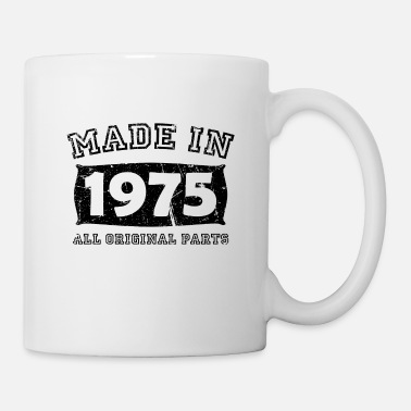 Made In Usa made in 1975 birth day all original parts - Coffee/Tea Mug