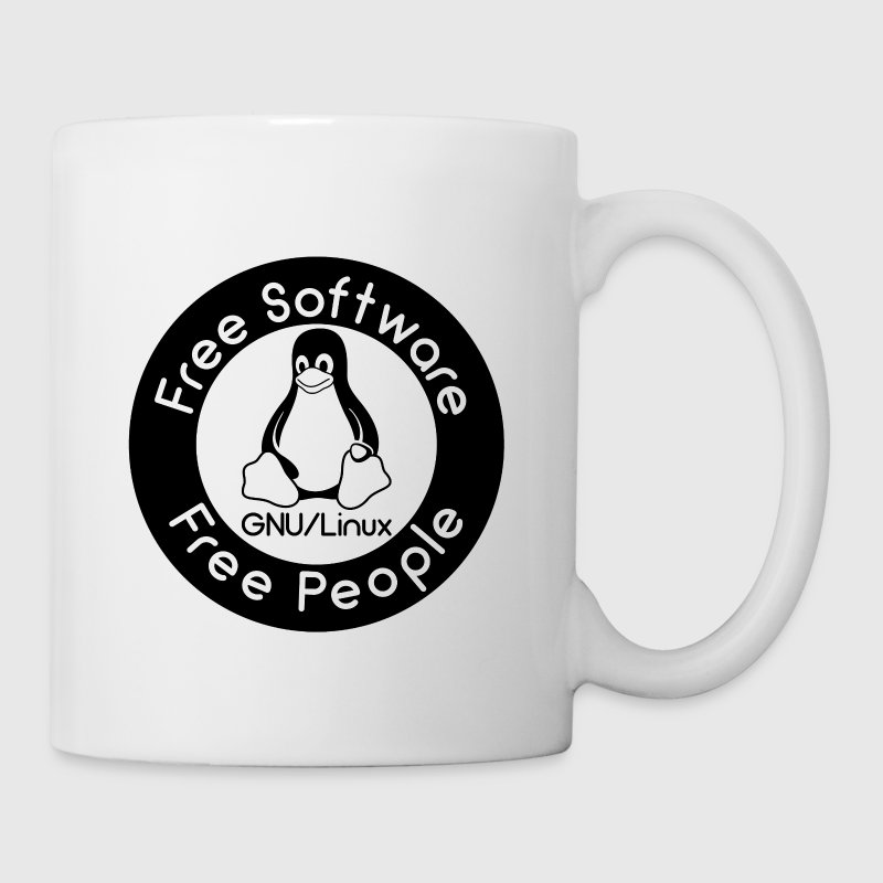 GNU/Linux - Coffee/Tea Mug