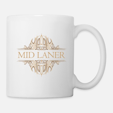League Of Legends Mid laner - Coffee/Tea Mug