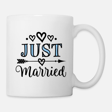 Wedding Just Married Honeymoon Gift - Coffee/Tea Mug