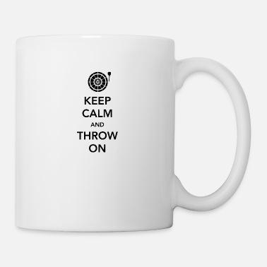 Vegas keep calm and throw - Mug