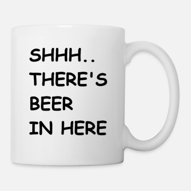 For Him Beer in Coffee Mug - Coffee/Tea Mug