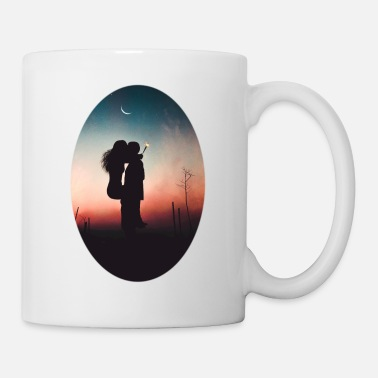 Romantic Romantic love - Mug