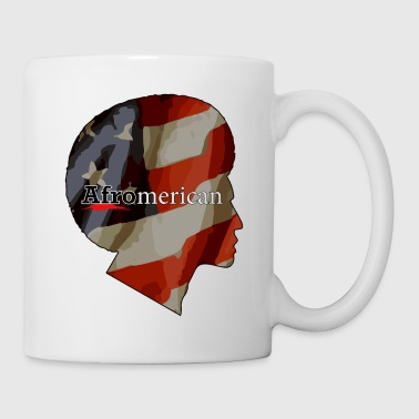 Afromerican - Coffee/Tea Mug