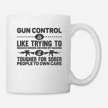 Controller Gun Control - Drunk Driving - Coffee/Tea Mug
