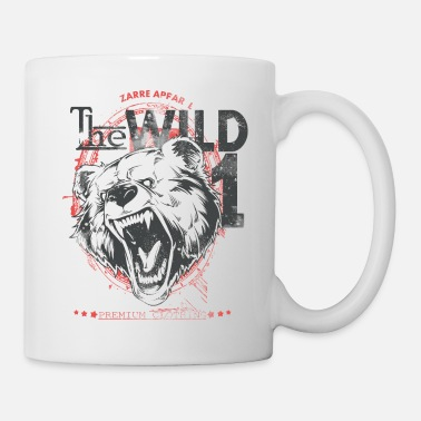 Wild Wild Bear into the wild - Mug