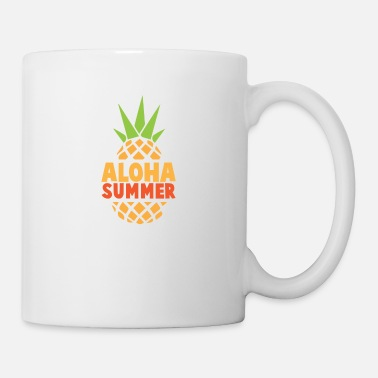 Clothing aloha summer - Mug