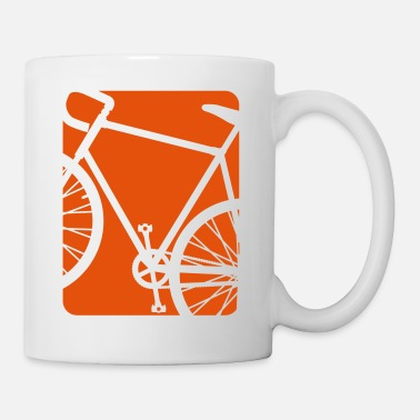 Pedal Bicycle Biking Bike - Mug