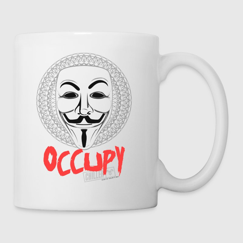 Occupy - Guy Fawkes Mask - Coffee/Tea Mug